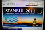 自己幹細胞整形療法国際学会ICAS(1st International Congress of Cell Assited Surgery)