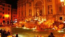 ローマ観光 Rome Tour Night and Day