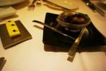 『レストラン ヒロミチ』でのディナー Dinner at restaurant Hiromichi