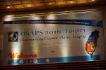 OSAPS  2016  TAIPEI  第15回国際会議  東洋美容外科学会