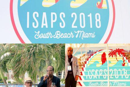 ISAPS 2018 MIAMI(FLORIDA)