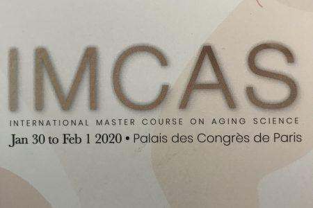 IMCAS 22nd Annual World Congress Jan.30-Feb.1(Paris France)